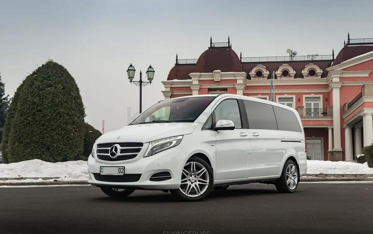 Mercedes-Benz V 250 2014 года за 21 600 000 тг. в Алматы