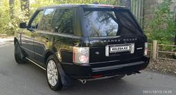 Land Rover Range Rover 2008 года за 6 200 000 тг. в Алматы – фото 5
