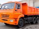 КамАЗ  65115-6059-50 2020 года в Тараз – фото 2