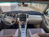 Toyota Highlander 2005 года за 6 800 000 тг. в Тараз – фото 4
