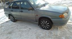 ВАЗ (Lada) 2115 (седан) 2008 года за 860 000 тг. в Караганда – фото 3