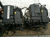 Двигатель м271 компрессор w211 за 10 101 тг. в Алматы