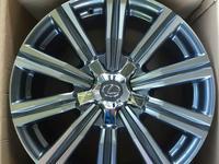 Диски c шинами оригинал Lexus lx570 r21 за 650 000 тг. в Алматы