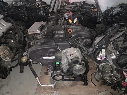 Двигатель Audi a4 2.0 без турбо 8ealt за 350 000 тг. в Алматы