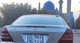 Mercedes-Benz 2001 года за 3 000 000 тг. в Усть-Каменогорск – фото 4