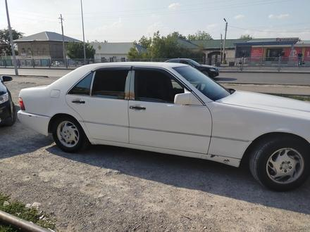 Mercedes-Benz S 320 1992 года за 1 800 000 тг. в Шымкент