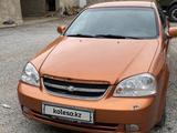 Chevrolet Lacetti 2008 года за 1 450 000 тг. в Карабулак – фото 3