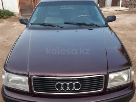 Audi 100 1991 года за 1 600 000 тг. в Кызылорда – фото 11