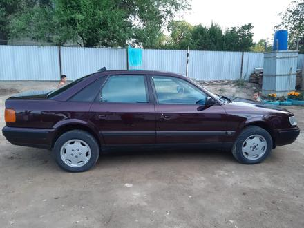 Audi 100 1991 года за 1 600 000 тг. в Кызылорда – фото 7