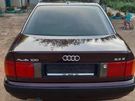 Audi 100 1991 года за 1 600 000 тг. в Кызылорда – фото 9