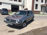 Volkswagen Golf 1990 года за 680 000 тг. в Нур-Султан (Астана) – фото 2