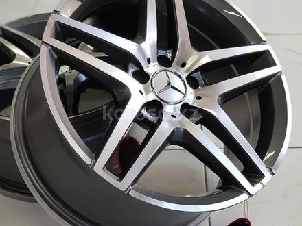 Диски Mercedes Benz E 212, 213, 211, 210 за 175 000 тг. в Алматы – фото 2
