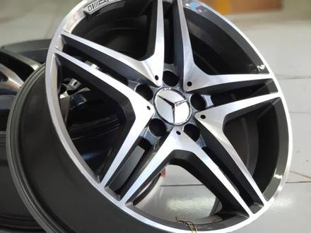 Диски Mercedes Benz E 212, 213, 211, 210 за 175 000 тг. в Алматы – фото 3