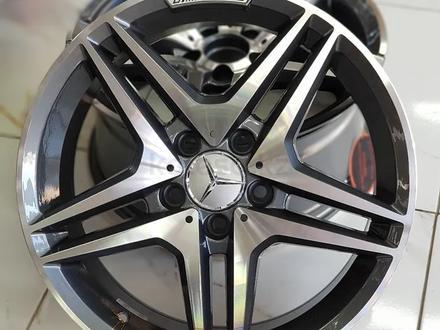 Диски Mercedes Benz E 212, 213, 211, 210 за 175 000 тг. в Алматы – фото 4