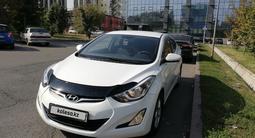 Hyundai Elantra 2014 года за 7 350 000 тг. в Алматы – фото 3