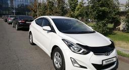 Hyundai Elantra 2014 года за 7 350 000 тг. в Алматы – фото 2