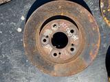 Диски тормозные передние на Хонда Аккорд 7 CL за 18 000 тг. в Караганда – фото 2