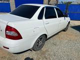 ВАЗ (Lada) Priora 2170 (седан) 2010 года за 1 500 000 тг. в Актобе – фото 5