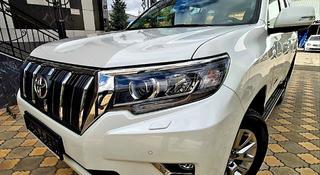 Toyota Land Cruiser Prado 2018 года за 24 200 000 тг. в Уральск