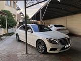Mercedes-Benz S 500 2014 года за 28 000 000 тг. в Шымкент – фото 2