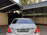 Mercedes-Benz S 500 2014 года за 28 000 000 тг. в Шымкент – фото 4