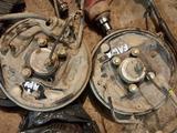 Задние ступицы в сборе с барабанами Faw v5 за 25 000 тг. в Актобе
