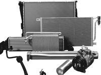 Радиатор Mitsubishi Galant 1996-2006 6a13 2.5 за 20 000 тг. в Алматы