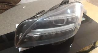 Фара левая Mercedes W 218 дорестайлинг за 450 000 тг. в Алматы