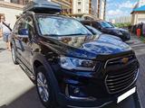 Chevrolet Captiva 2018 года за 10 900 000 тг. в Нур-Султан (Астана) – фото 2
