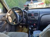 Nissan Almera 2000 года за 1 520 000 тг. в Алматы – фото 4