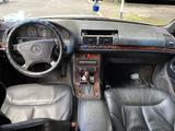Mercedes-Benz S 320 1996 года за 3 500 000 тг. в Талдыкорган – фото 5