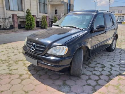 Mercedes-Benz ML 320 2001 года за 3 150 000 тг. в Шымкент
