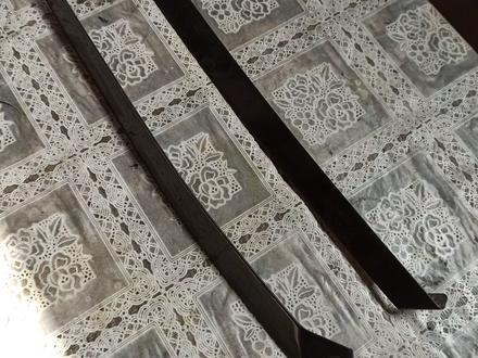 Планка задней стойки кузова на Мерседес 124 за 6 000 тг. в Алматы – фото 2