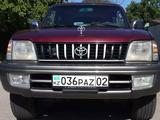 Toyota Land Cruiser Prado 1997 года за 4 400 000 тг. в Тараз
