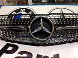 Mercedes-Benz x204 Glk Diamond решетка радиатора рестайлинг за 50 000 тг. в Нур-Султан (Астана)