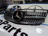 Mercedes-Benz x204 Glk Diamond решетка радиатора рестайлинг за 50 000 тг. в Нур-Султан (Астана) – фото 2