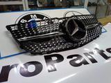 Mercedes-Benz x204 Glk Diamond решетка радиатора рестайлинг за 50 000 тг. в Нур-Султан (Астана) – фото 3