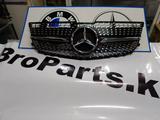 Mercedes-Benz x204 Glk Diamond решетка радиатора рестайлинг за 50 000 тг. в Нур-Султан (Астана) – фото 4