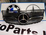 Mercedes-Benz x204 Glk Diamond решетка радиатора рестайлинг за 50 000 тг. в Нур-Султан (Астана) – фото 5