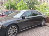 Audi A8 2014 года за 14 200 000 тг. в Алматы – фото 2