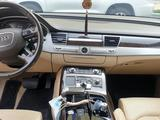 Audi A8 2014 года за 14 200 000 тг. в Алматы – фото 5