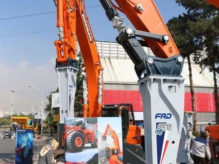 Навесное оборудование гидромолоты, ковши, быстросьемники в Алматы – фото 2