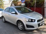 Chevrolet Aveo 2014 года за 4 100 000 тг. в Алматы