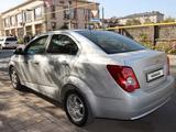 Chevrolet Aveo 2014 года за 4 100 000 тг. в Алматы – фото 2