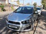 Chevrolet Aveo 2014 года за 4 100 000 тг. в Алматы – фото 3