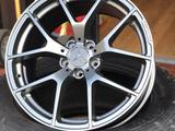 Новые диски ///AMG Авто диски на Mercedes за 250 000 тг. в Алматы – фото 5