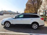 Subaru Outback 2011 года за 7 000 000 тг. в Алматы – фото 5