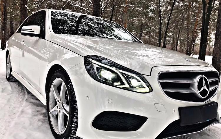 Mercedes-Benz E 200 2014 года за 10 000 000 тг. в Актобе