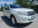 ВАЗ (Lada) 2190 (седан) 2013 года за 2 000 000 тг. в Костанай – фото 2