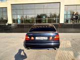 Lexus GS 300 1998 года за 3 300 000 тг. в Кызылорда – фото 4